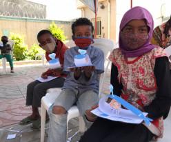 에디오피아 아이들에게 복음을 전해주세요!